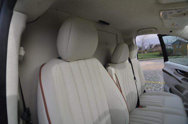 Vip minibüs koltuğu - panaks otomotiv