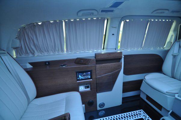 Panaks Otomotiv Minibüs Dizayn